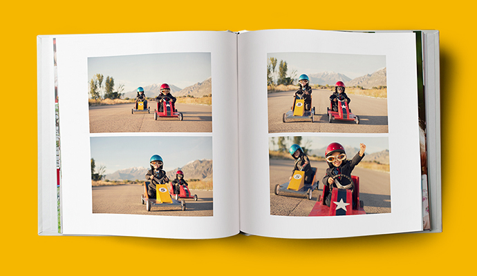 top photo book app